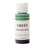Green Liquid Food Coloring