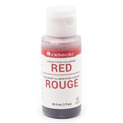 Red Liquid Food Coloring
