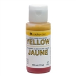 Yellow Liquid Food Coloring