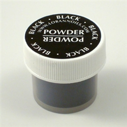 Black Powder Food Color