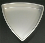 "Fat Daddio's Triangular 14"" X 2"" Cake Pan baking dessert sweet treat"