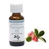 Natural Wintergreen Oil - 1 Ounce