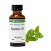 Natural Spearmint Oil -  1 Ounce