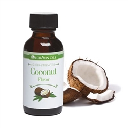 Coconut Flavor - 1 ounce