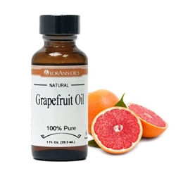 Natural Grapefruit Oil - 1 Ounce