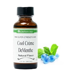 Cool Creme DeMenthe - 1 Ounce