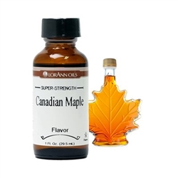 Canadian Maple Flavor - 1 Ounce