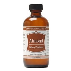 Almond Bakery Emulsion - 4 Ounces