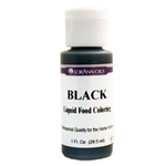 Black Liquid Food Coloring