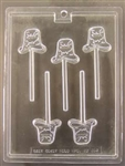 Erin Go Bragh Hat Lolly Mold