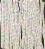 "4"" Baby Paper Twist Ties - 100 Pack"