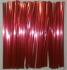 "4"" Red Metallic Twist Ties - 50 Pack"