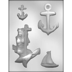 Nautical Assortment Mold