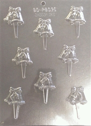 Wedding Bells Chocopicks Mold