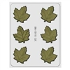 Maple Leaf Hard Candy Mold