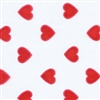Small Red Hearts Cello Bag Candy Wrappers