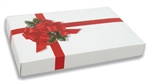 One Pound Ribbon 'n Holly Candy Boxes