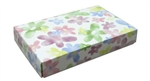 Half Pound Watercolor Daisy Candy Boxes