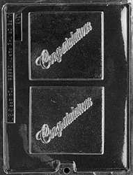 Congratulations Gift Card Mold