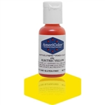 Electric Yellow Soft Gel Paste - 0.75 Ounce