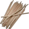 25 Wooden Taffy Apples Sticks