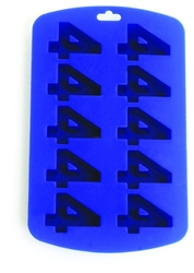 Silicone Number 4 Flexible Mold