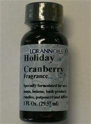 Holiday Cranberry Fragrance