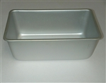 Miniature Aluminum Loaf Pan