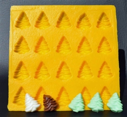 Pine Christmas Tree Flexible Mold