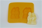 Bride & Groom Flexibility Mold