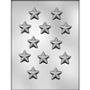 "1-3/8"" Star Chocolate Candy Mold"