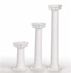"Wilton 5"" Grecian Pillars Set"
