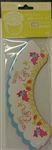 Easter Cupcake Treat Wrap Package of 48