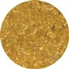 Gold Edible Glitter Flakes - 1 Ounce