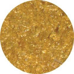 Gold Edible Glitter - 1 Ounce