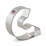 "3"" Letter G Cookie Cutter"