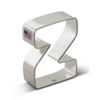 "3"" Letter Z Cookie Cutter"