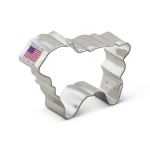 "3"" Lamb Shaped Cookie Cutter"