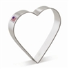"5"" Heart Shaped Cookie Cutter"