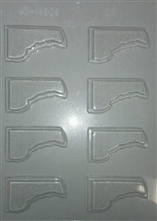 Delaware state Chocolate Mold