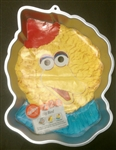 Vintage 1-2-3 Big Bird Wilton Cake Pan