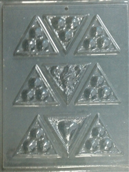 Boob Triangles Chocolate Mold