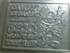 """Candy is Dandy"" Bar Chocolate Mold"