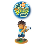 Go Diego Go Party Toppers