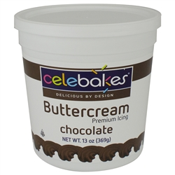 Chocolate Buttercream Icing - PHO Free