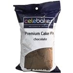 Premium Chocolate Cake Mix 7500-77522birthday cake anniversary wedding valentines
