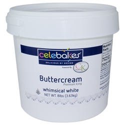 White Buttercream Icing