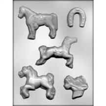 Assorted Horses Mold