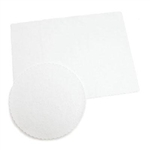 "11"" x 15"" Rectangle Glassine Doilies Cake Pad (23-1015)"