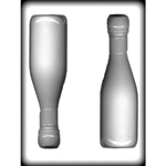 "7-1/8"" Champagne Bottle Hard Candy Mold"